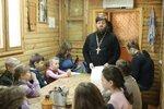 2 апреля в воскресной школе Иоанно-Предтеченского храма