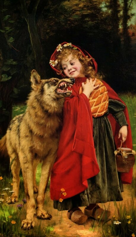 1 g. ferrier  Little_Red_Riding_Hood.jpg