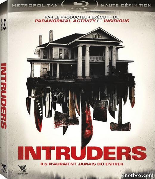 Незваные гости / Intruders / Shut In (2015/BD-Remux/BDRip/HDRip)