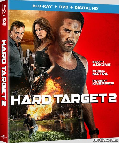 Трудная мишень 2 / Hard Target 2 (2016/BDRip/HDRip)