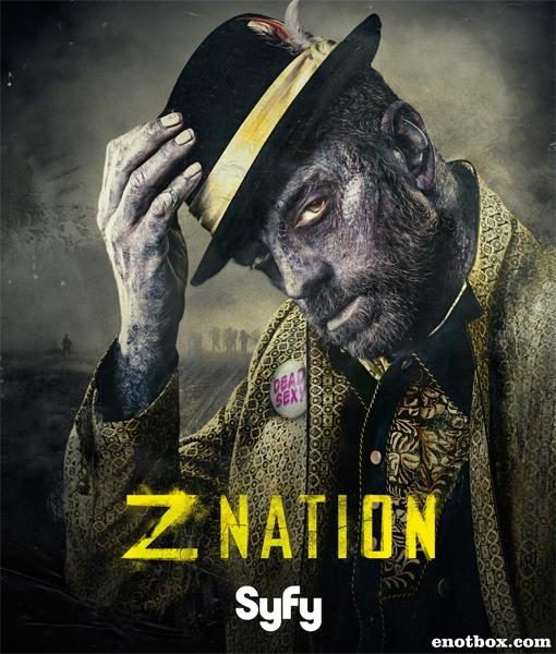 Нация Z (3 сезон: 1-15 серии из 15) / Z Nation / 2016 / ПМ (LostFilm) / WEB-DLRip + WEB-DL (1080p)