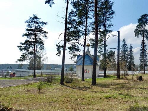 Церковь Покрова Пресвятой Богородицы в Красноармейске