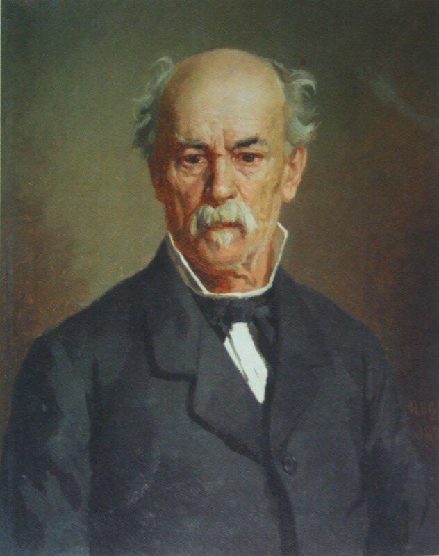 Портрет Герасима Харитоненко  1892       Государственный музей изобразительных искусств Республики Татарстан Казань.