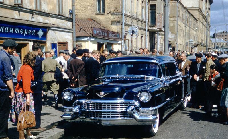 Цветной бульвар  1950-е Thomas T. Hammond.jpg