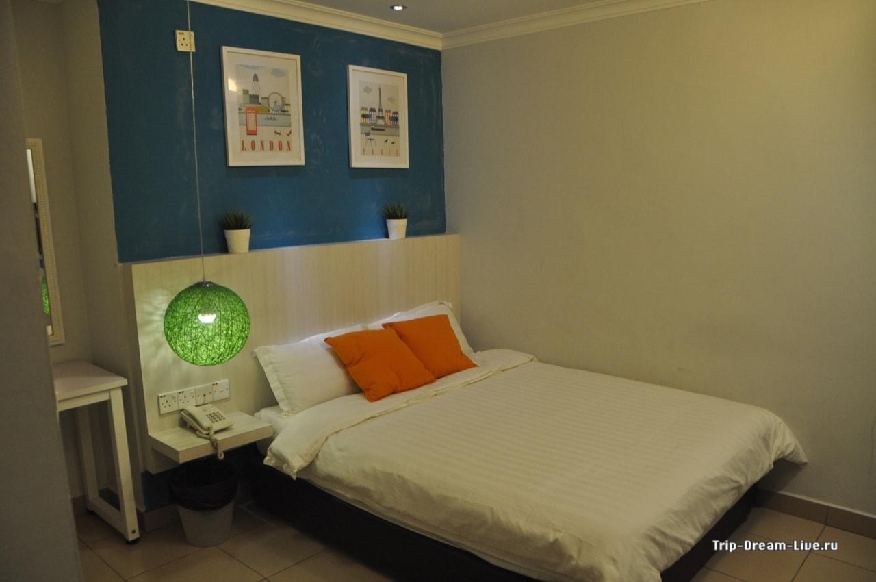 My City Hotel в Куала-Лумпуре