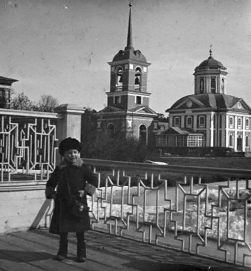 1910. Кусково