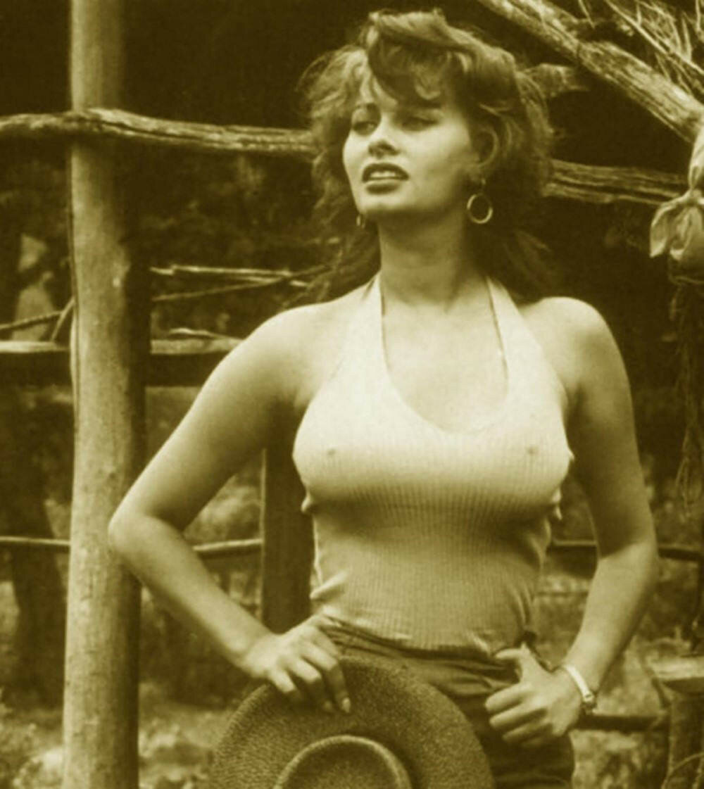 Ретро голых актрис фото — photo 12