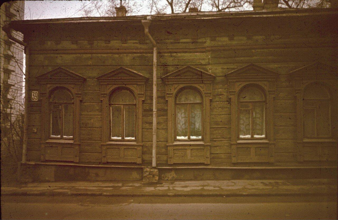 Улица Щепкина, 39