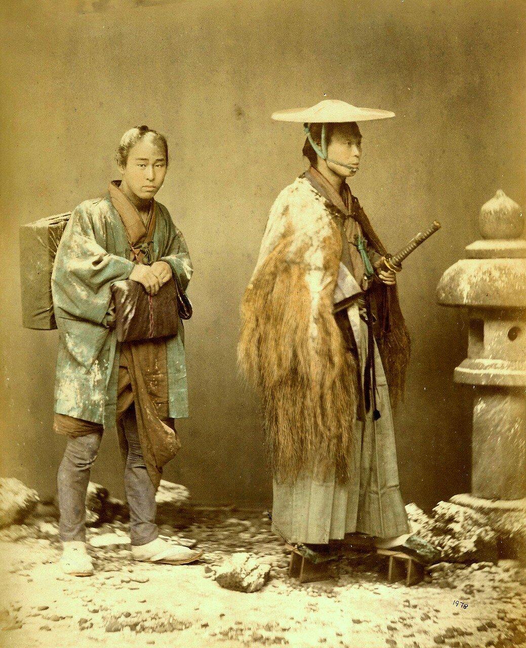 Самурай и его ученик