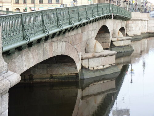 Питер...  мосты... каналы... проспекты...