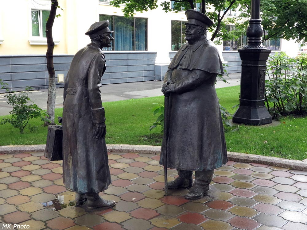 Чеховские персонажи