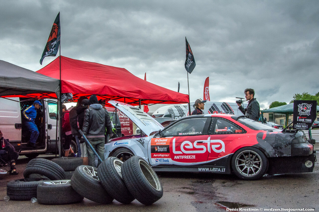 Алексей Манчукевич  и его Nissan S14