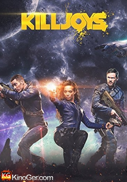 Killjoys Staffel 01-05 (2016)