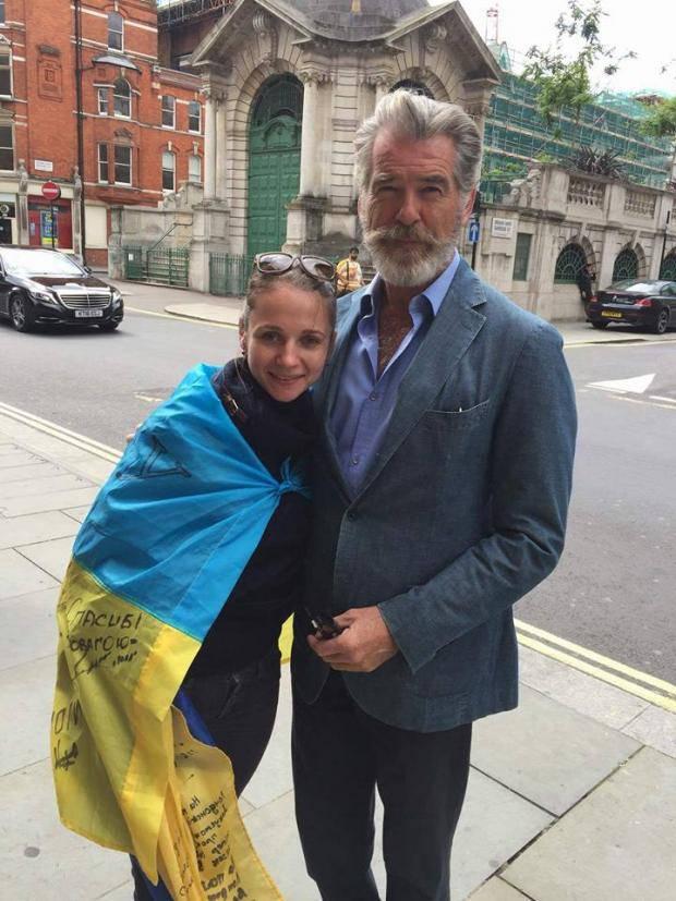 Агент 007 с нами: Звездный актер Голливуда в восторге от мужньості украинцев