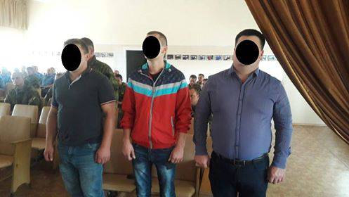 Аброськин уволил за недостойное поведение трех полицейских и их начальника. ФОТО