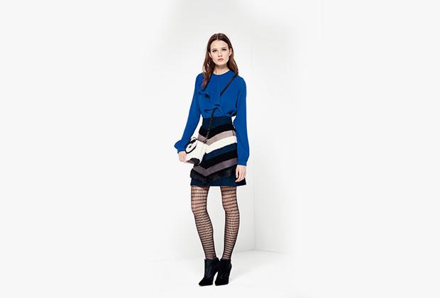 Longchamp презентовала осеннюю обувную коллекцию