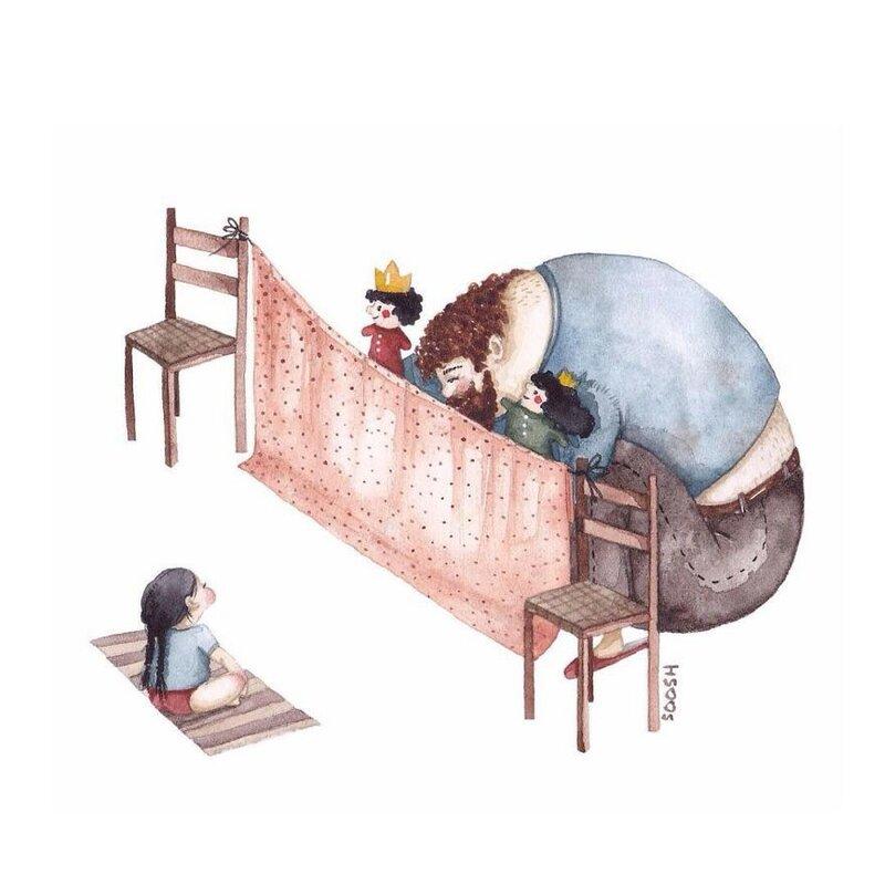 рисунки Snezhana Soosh
