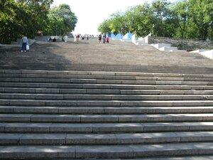 Достопримечательности Одессы - Потёмкинская лестница