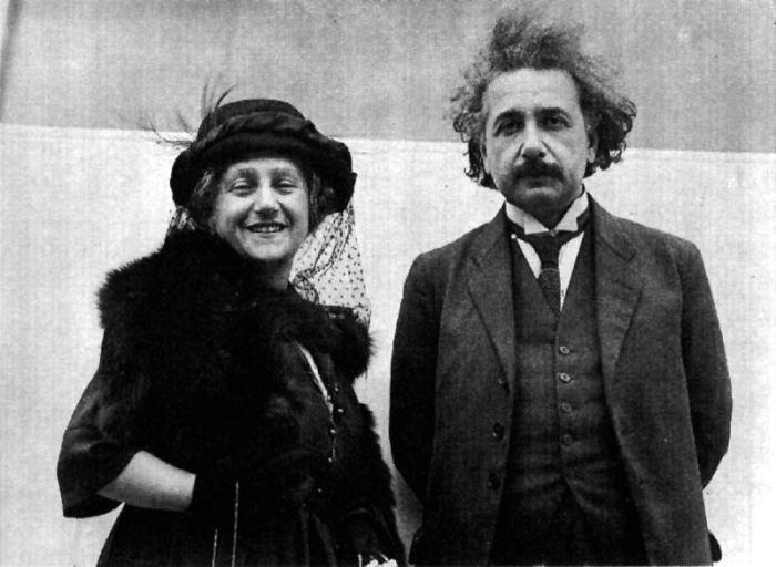 Через три месяца после развода Альберт женился вновь, на своей двоюродной сестре Эльзе, которая неза