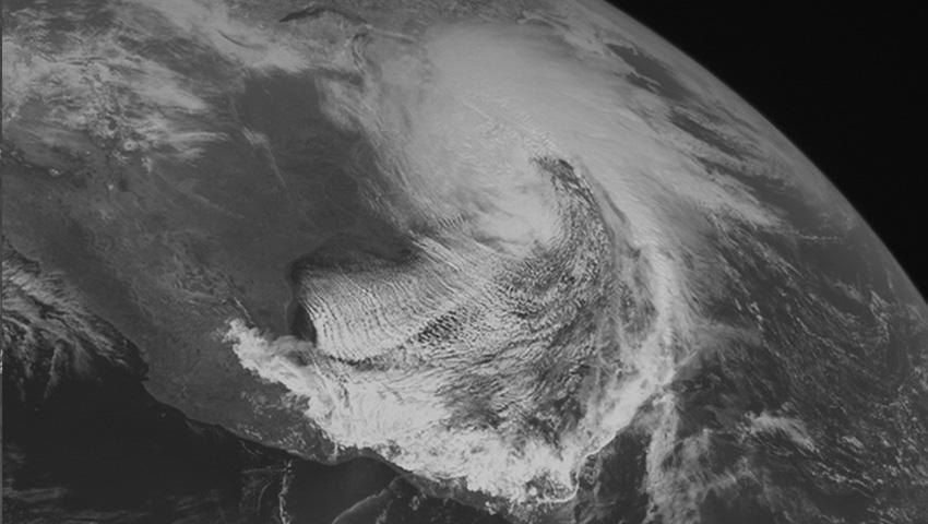 4. Район Катскильских гор и Апалач 1993 — 127 сантиметров снега Его окрестили «штормом века», потому