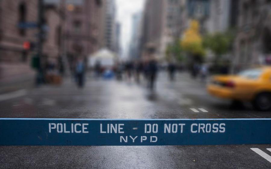 1. Соединенные Штаты Хотя последние годы полиция США привлекает к себе внимание СМИ в основном благо
