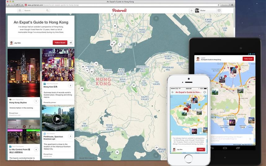 Pinterest ($ 11 млрд). Онлайн платформа позволяющая делиться и просматривать фотографии в качестве и