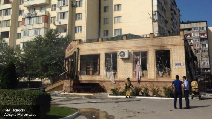 Скончалась 15-летняя пострадавшая при взрыве вбанкетном зале вМахачкале