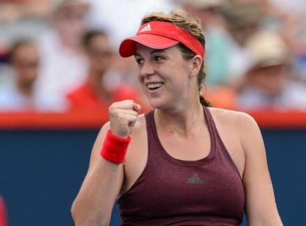 Павлюченкова одолела Младенович ивышла втретий кругUS Open