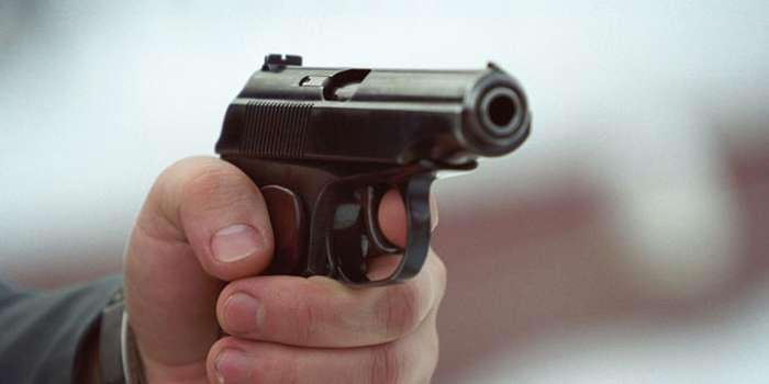 ВПолтаве мужчина устроил стрельбу прямо всупермаркете