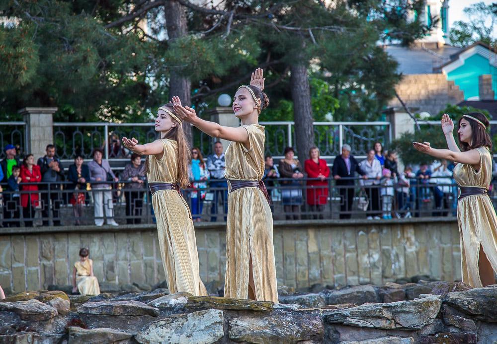 Фестиваль Гермеи Анапа