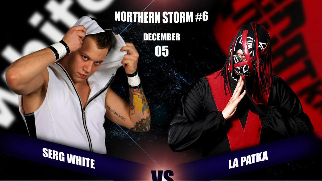 NSW Northern Storm #6: Сергей Белый против ЛаПатки
