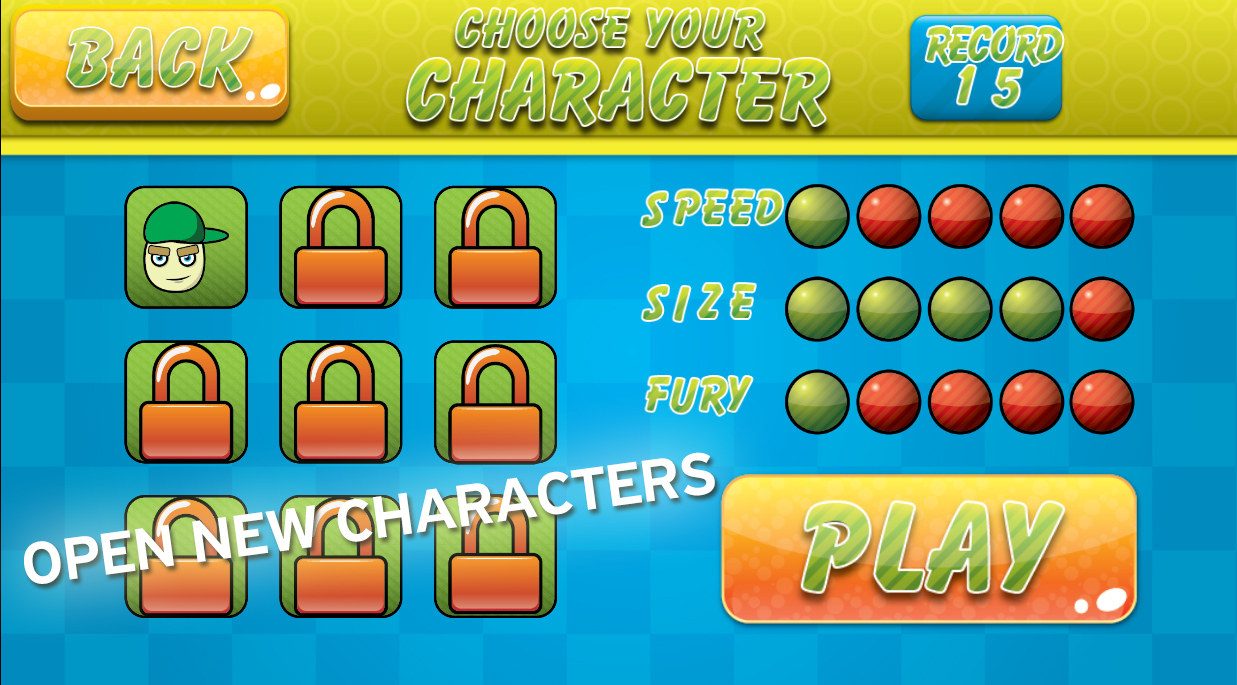 Hit and Run - HTML5 game (capx) - 5