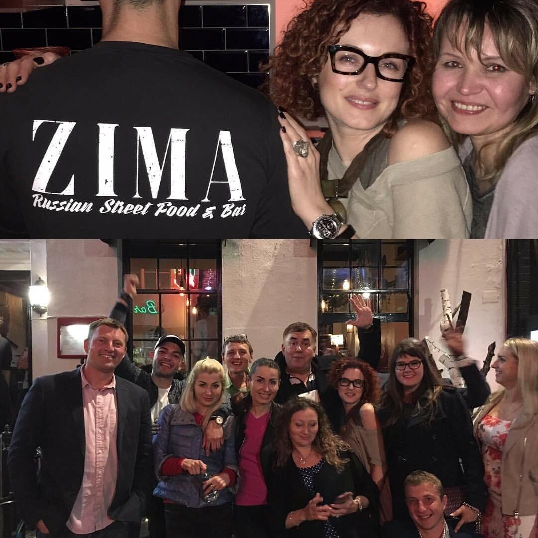ZIMA - Russian Street Food & Bar