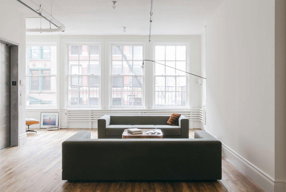 Квартира в центре Нью-Йорка
