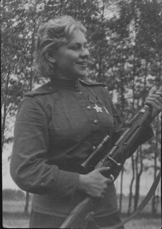 Роза Шанина. 1944.jpg