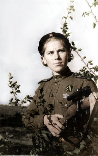 Снайпер ст. сержант Роза Шанина.jpg