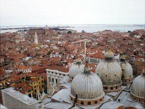 Венеция. Вид с колокольни