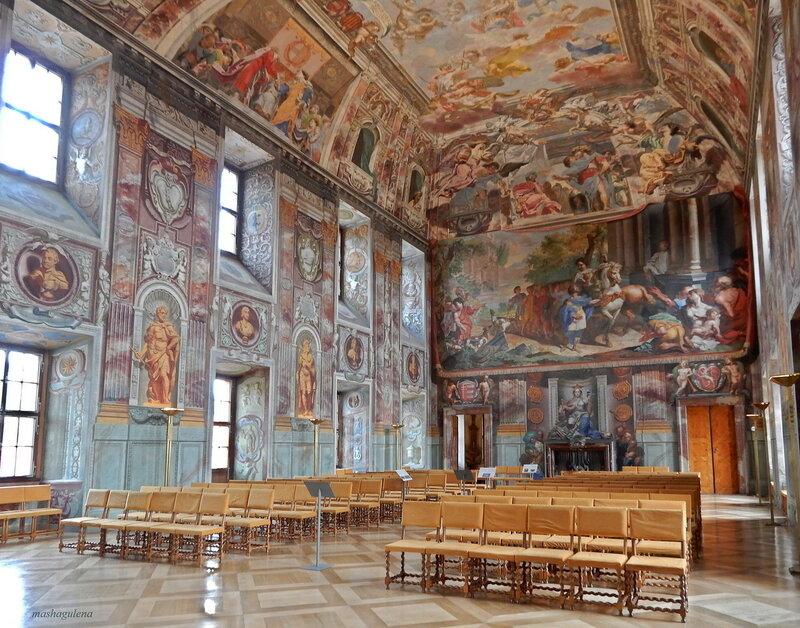 Императорский (Габсбургский) зал
