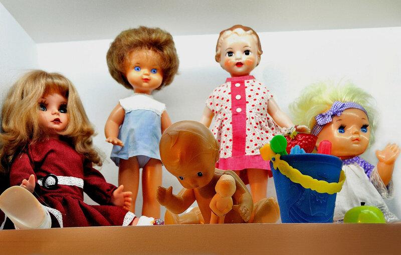 Куклы 70-х