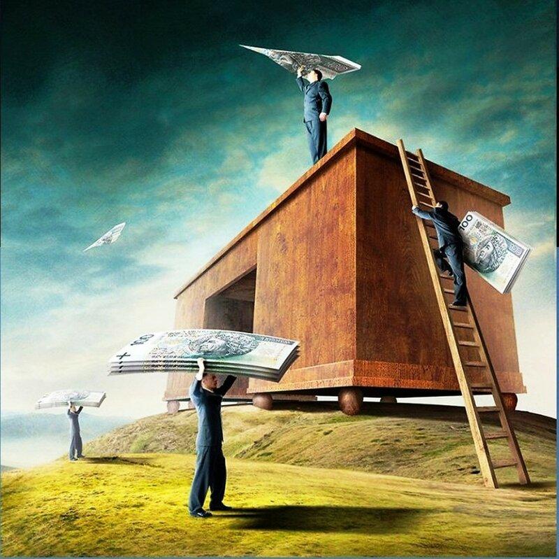 Игорь Морски, польский художник-сюрреалист(surreal illustrations poland igor morski) (2).jpg