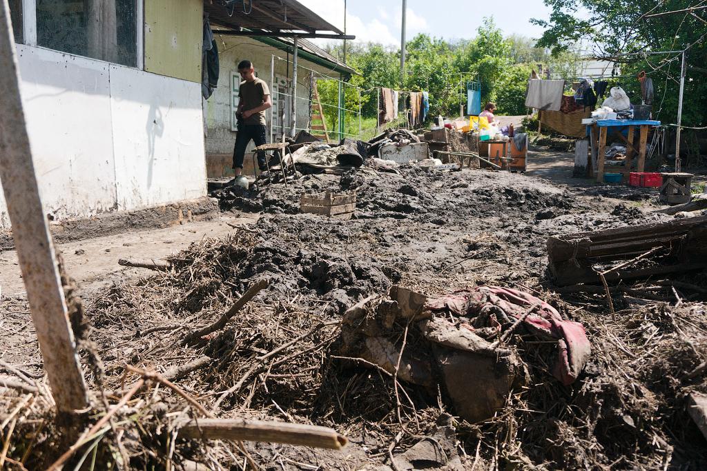 Фотоотчет приют Пегас ликвидация последствий стихийного бедствия