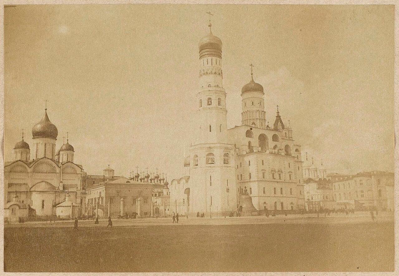 753. Кремль. Ивановская (Царская) площадь