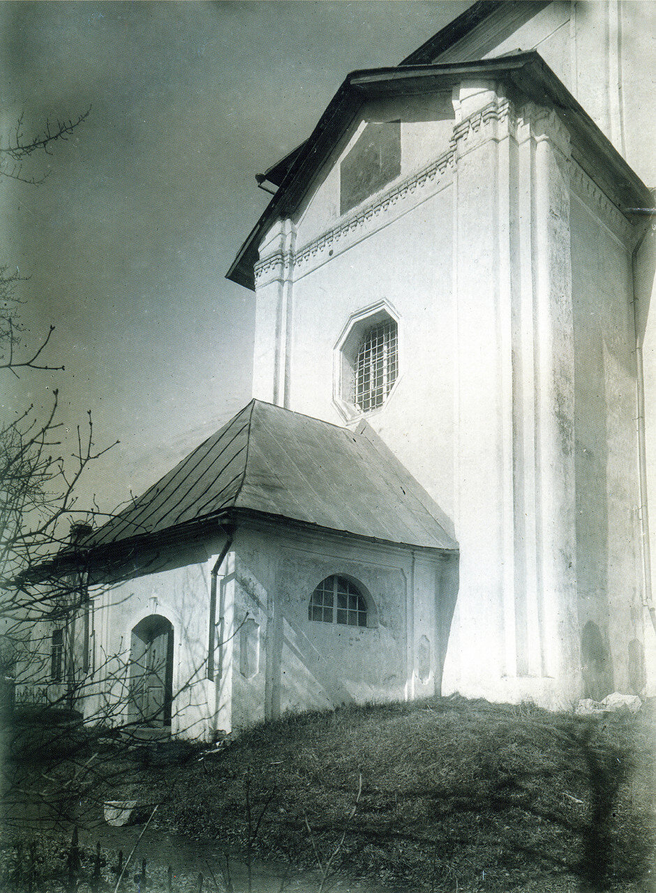Придел церкви Архангела Михаила