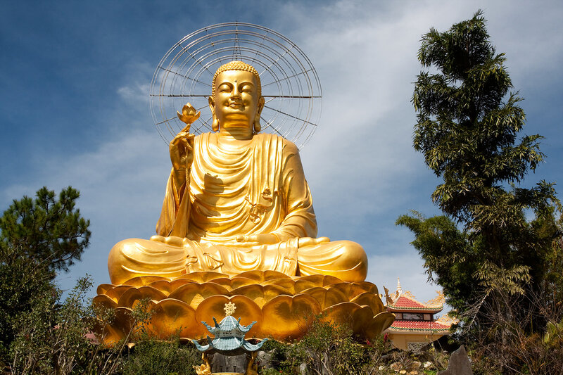 Золотой Будда-2