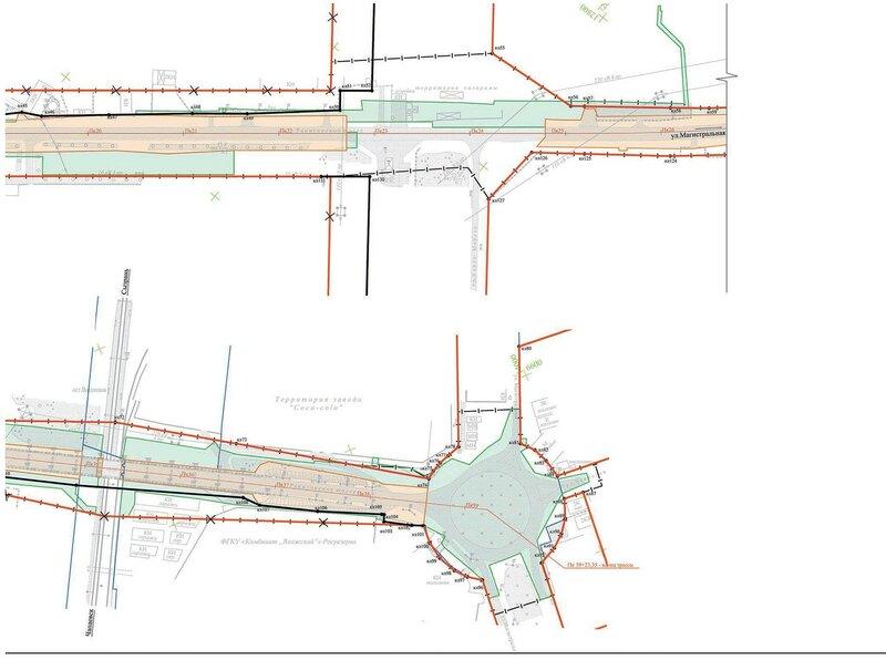Реконструкции Ракитовского шоссе от Московского шоссе до ул. Магистральной г.о. Самара