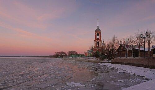 Сорокосвятская церковь в Переславле-Залесском