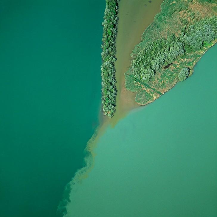 16. Река Инн, Германия
