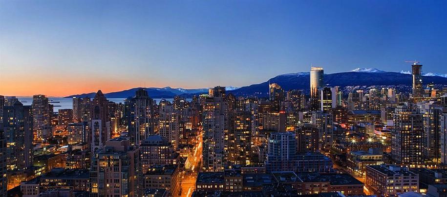Потрясающий пентхаус в Ванкувере от Feenstra Architecture