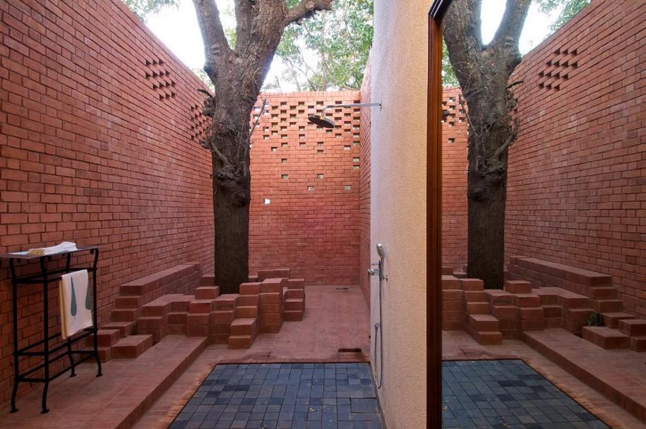 Brick Kiln в Индии от SPASM Design Architects