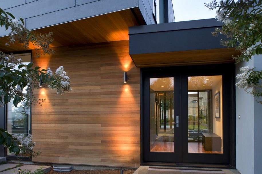Современный East of Market House в Сиэтле от COOP15